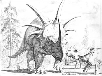 dinotopia coloring pages - photo#30