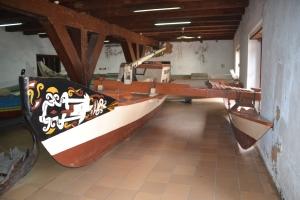 Karena kecintaannya pada dunia bahari dan Indonesia, pada tahun 1998, Perahu Cadik Nusantara I itu disumbangkan Effendy ke Museum Bahari Jakarta. Tujuannya kala itu, agar perahu itu lestari dan untuk menambah koleksi di Museum Bahari.